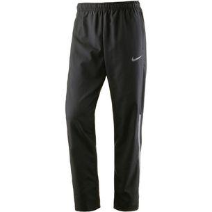 Nike Dry Team Woven Funktionshose Herren black-black-mtlc-hematite