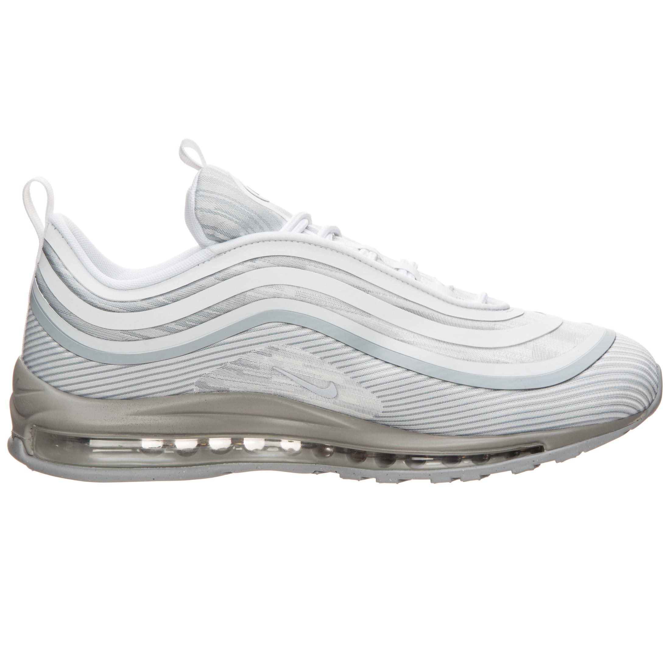 Nike Air Max 97 Ultra Light Sneaker Herren hellgrau weiß im Online Shop von SportScheck kaufen