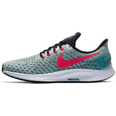 Nike Air Zoom Pegasus 35 Laufschuhe Herren barely-grey-hot-punch-geode-teal