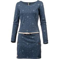 Ragwear Talona Jerseykleid Damen blue