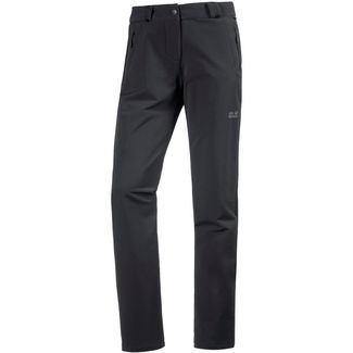 Jack Wolfskin Activate Thermohose Damen black