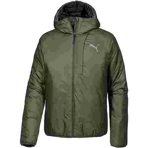 PUMA warmCELL Kapuzenjacke Herren forest night
