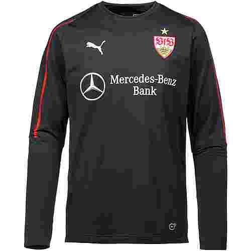 PUMA VfB Stuttgart Funktionsshirt Herren puma black ribbon red im Online Shop von SportScheck kaufen