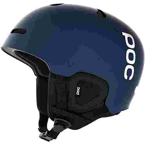 POC Auric Cut Skihelm lead blue