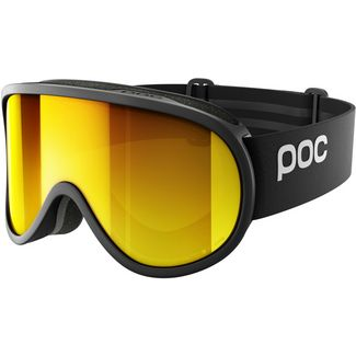 POC Retina Clarity Skibrille Uranium Black/Spektris Orange