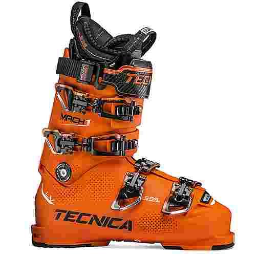 TECNICA MACH1 LV 130 Skischuhe Herren ultra orange