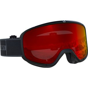Salomon Four Seven Skibrille Black Grey