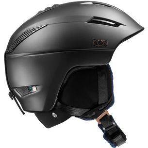 Salomon Icon 2 C.Air Skihelm Damen Black