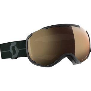 SCOTT FAZE II LS Skibrille black/grey