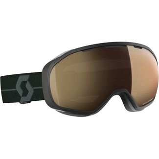 SCOTT FIX LS Skibrille black/grey