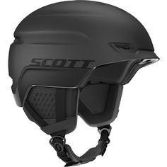 SCOTT Chase 2 Skihelm black