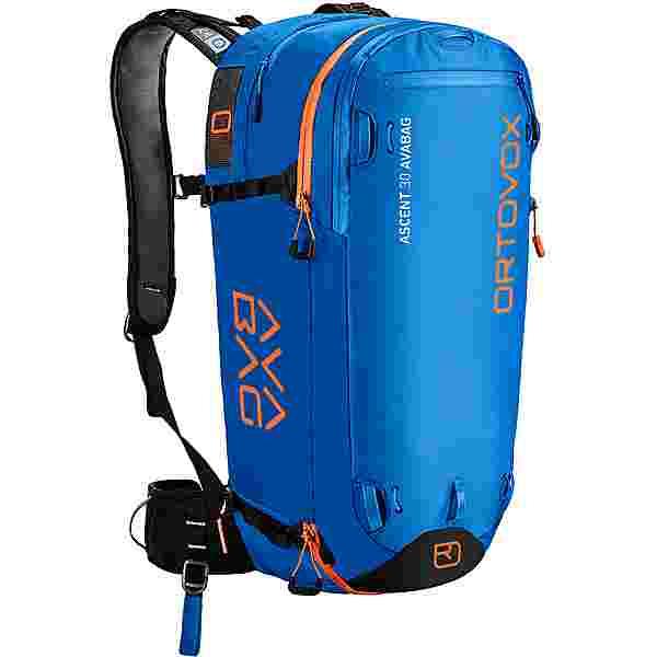 ORTOVOX Ascent 30 Lawinenrucksack safety blue