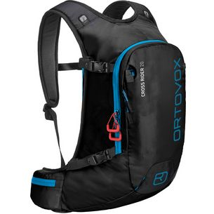 ORTOVOX Cross Rider 20 Tourenrucksack black raven