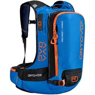 ORTOVOX Free Rider 22 Lawinenrucksack safety blue