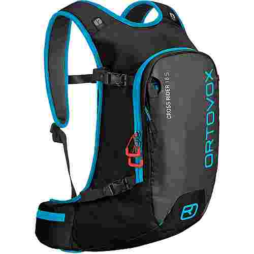 ORTOVOX Cross Rider 18 S Tourenrucksack Damen black anthracite