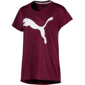 T Shirts im Sale von PUMA in rot im Online Shop von
