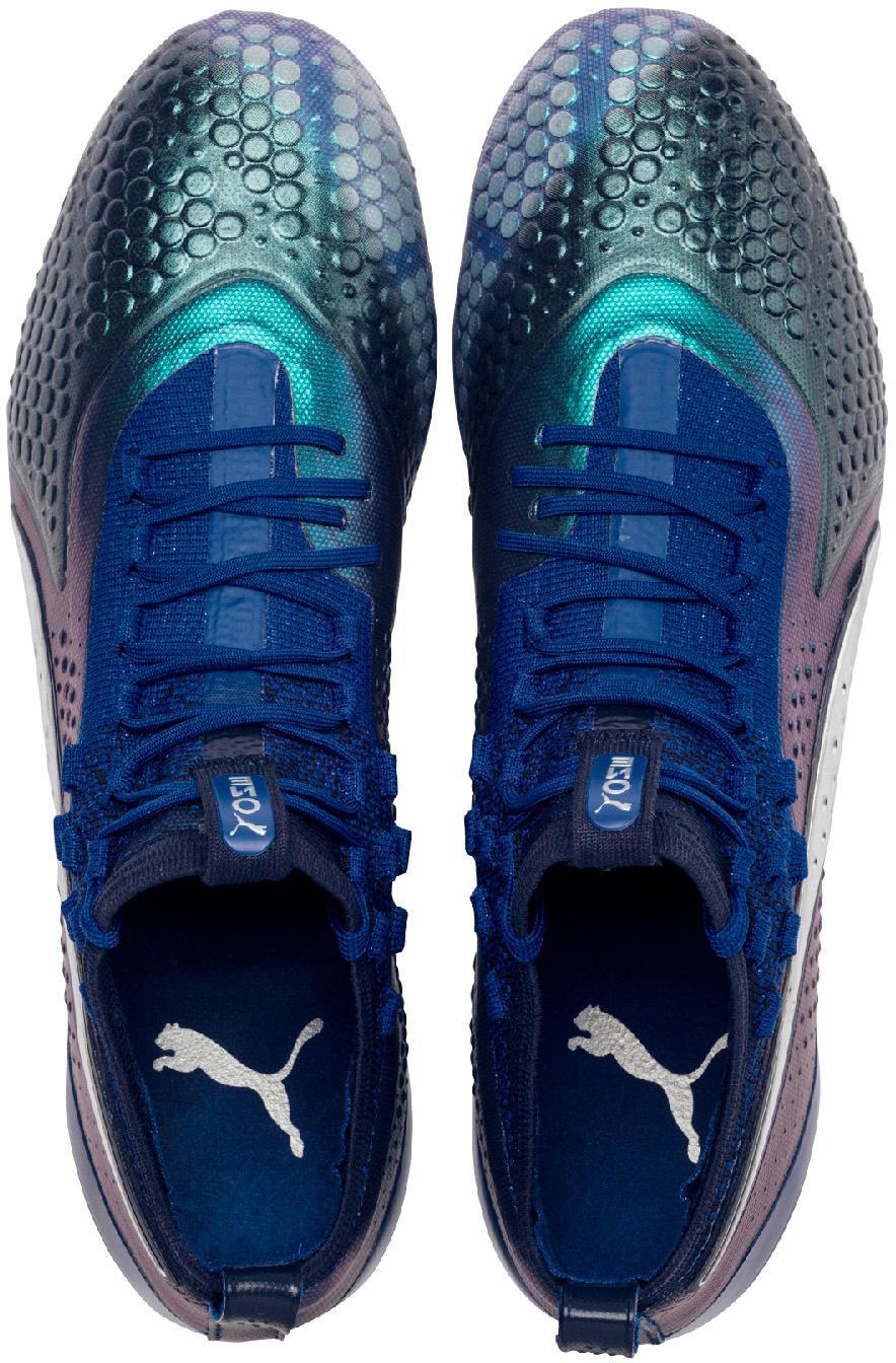 PUMA PUMA ONE 1 Syn FG/AG Fußballschuhe Herren Herren Herren sodalite blue-puma silver-peacoat im Online Shop von SportScheck kaufen Gute Qualität beliebte Schuhe fc4ed7