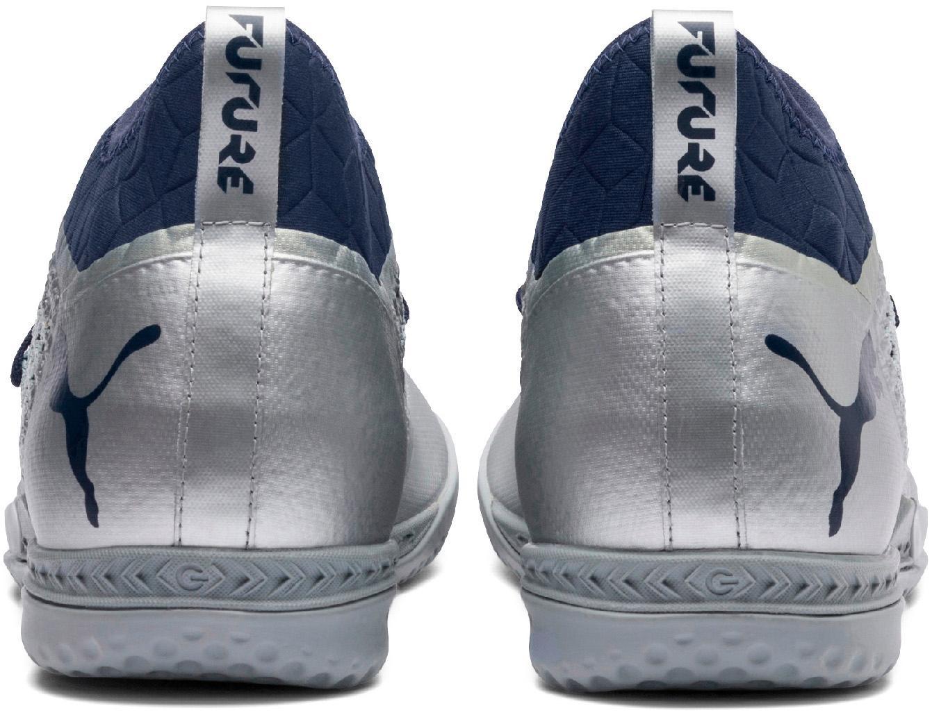 PUMA FUTURE 2.3 NETFIT IT Fußballschuhe puma Silber-peacoat SportScheck im Online Shop von SportScheck Silber-peacoat kaufen Gute Qualität beliebte Schuhe 4eb007