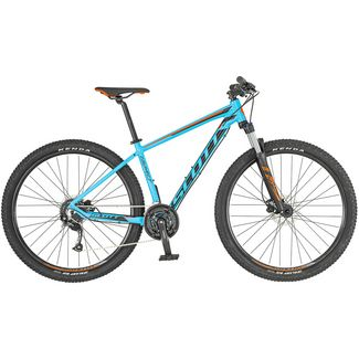 SCOTT Aspect 750 MTB Hardtail light blue/red