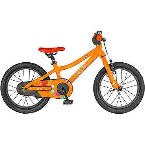 SCOTT Roxter 16 MTB Hardtail Kinder orange