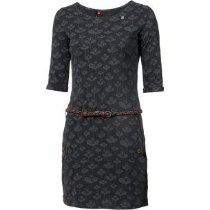 Ragwear Tanya A Jerseykleid Damen black