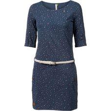 Ragwear Tanya Jerseykleid Damen blue