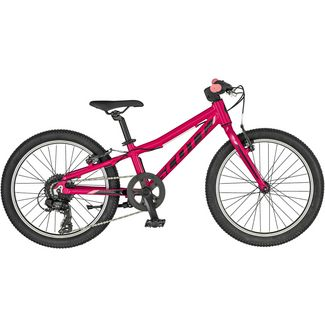 SCOTT Contessa 20 Rigid Fork MTB Hardtail Kinder light blue/pink