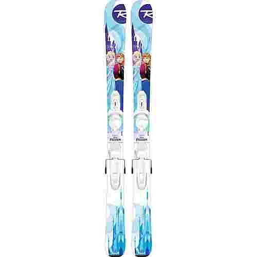 Rossignol FROZEN / KID-X4 All-Mountain Ski Kinder weiß/blau