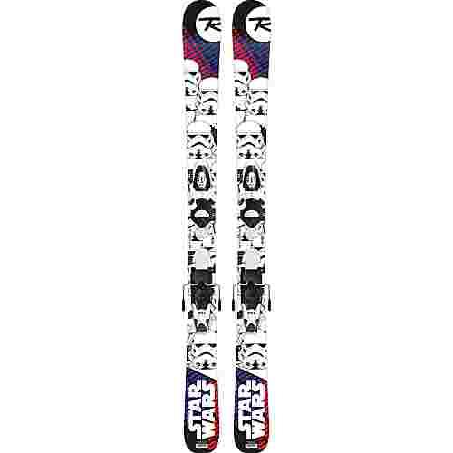 Rossignol STAR WARS / KID-X 4 All-Mountain Ski Kinder blau/weiß