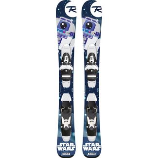 Rossignol STAR WARS (Baby) / TEAM 4 All-Mountain Ski Kinder blau/weiß
