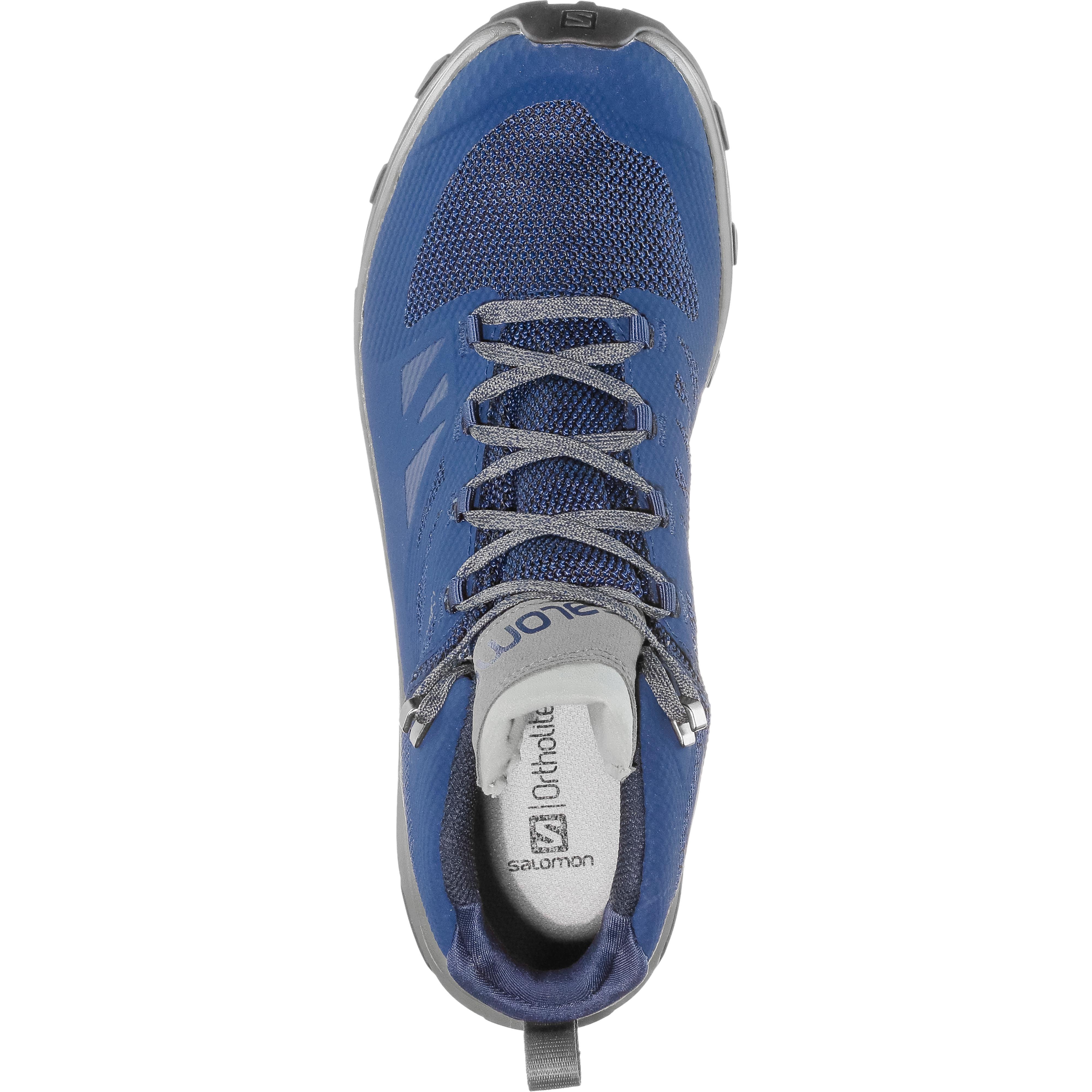 Salomon OUTline Mid GTX Wanderschuhe Herren Herren Herren medieval Blau-castor grau-Grün milieu im Online Shop von SportScheck kaufen Gute Qualität beliebte Schuhe 7944c5