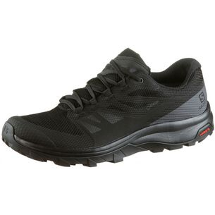 Salomon OUTline GTX Wanderschuhe Herren black-phantom-magnet