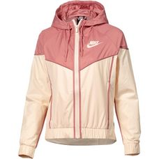 Nike Windbreaker Damen GUAVA ICE/RUST PINK/WHITE