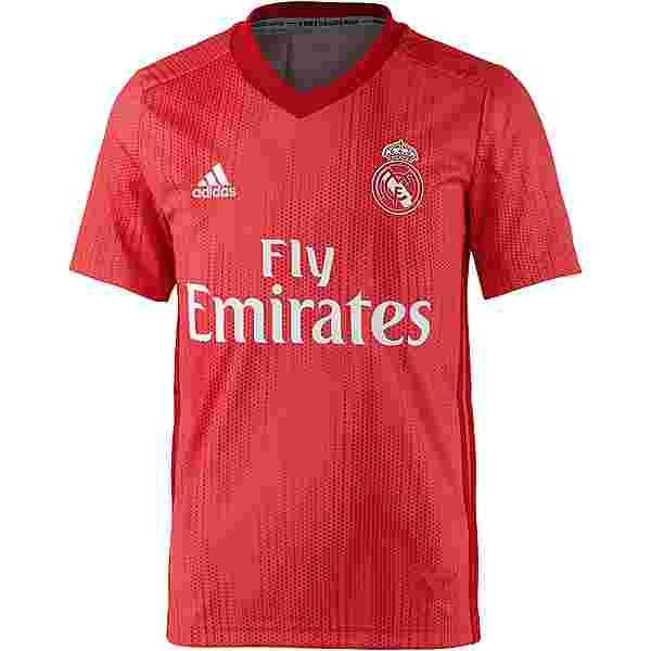adidas Real Madrid 18/19 CL Trikot Kinder real coral