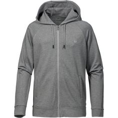 Calvin Klein Kapuzenjacke Herren medium-grey-heather