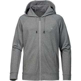 Calvin Klein Kapuzenjacke Herren medium-grey-heather