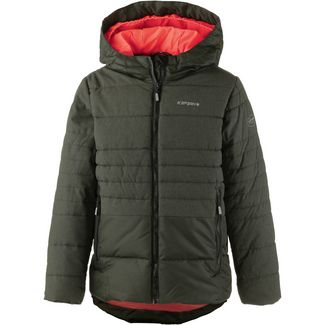 ICEPEAK Funktionsjacke Kinder dark green