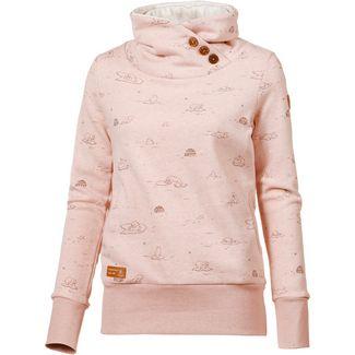 Ragwear Angel Sweatshirt Damen old pink