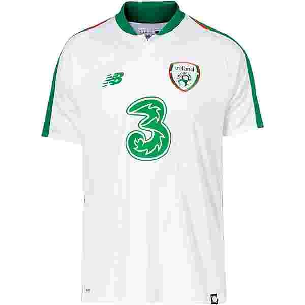 NEW BALANCE Irland 2018 Auswärts Trikot Herren white