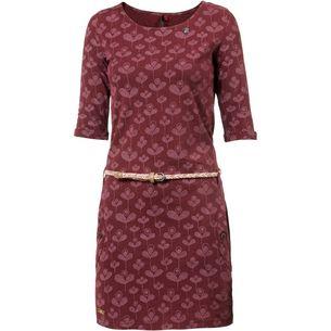 Ragwear Tanya A Jerseykleid Damen red