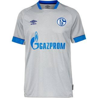 UMBRO FC Schalke 04 18/19 Auswärts Fußballtrikot Herren high rise-electric blue