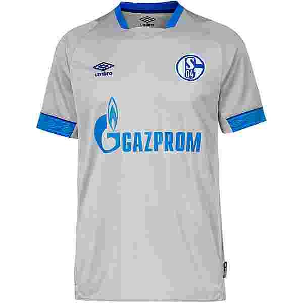 UMBRO FC Schalke 04 18/19 Auswärts Trikot Herren high rise-electric blue