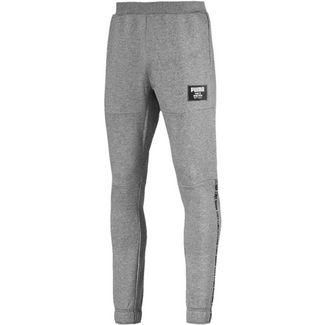 Jogginghosen für Herren von PUMA in grau im Online Shop von