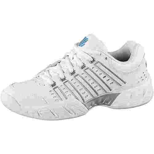 K-Swiss BIG SHOT LIGHT LTR CARPET Tennisschuhe Damen white-hawaiian ocean