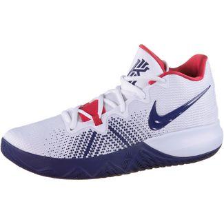 Nike KYRIE FLYTRAP Basketballschuhe Herren white-deep royal blue-univ red