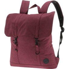 Enter Daypack melange wine red