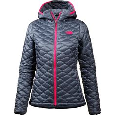 The North Face TBALL HDY Kunstfaserjacke Damen GRISAILLE GREY