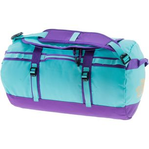 The North Face Base Camp Duffel Reisetasche transantarctic blue-tillandsia purple