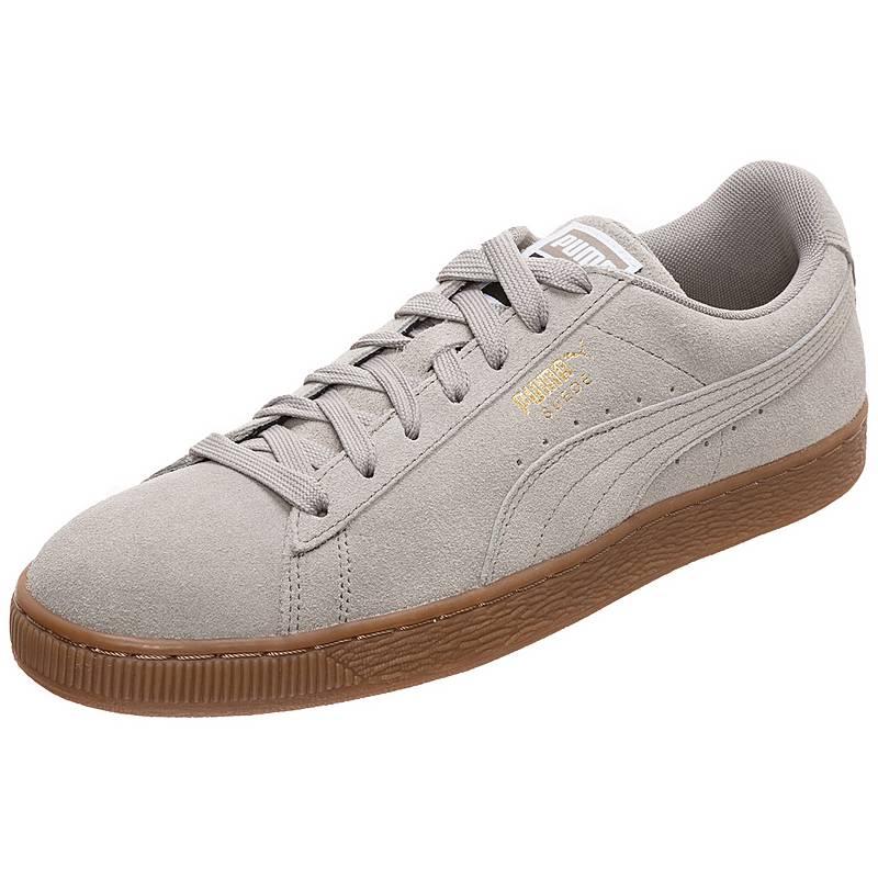 Puma Damen Sneaker mit Schnürung 672646 (BeigeGold)
