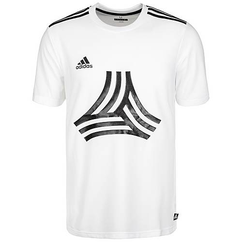adidas T Shirt Damen weißschwarz im Online Shop von SportScheck kaufen